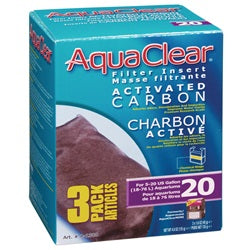 Aquaclear 20/Mini Carbon ins. 3 pack