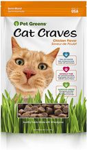 Load image into Gallery viewer, 3oz Pet Greens Cat Treats Roasted Chicken