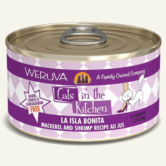 Weruva CIK La Isla Bonita for Cats 3.2oz