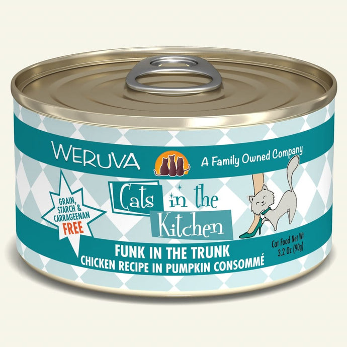 Weruva CIK Funk In The Trunk for Cats 6oz