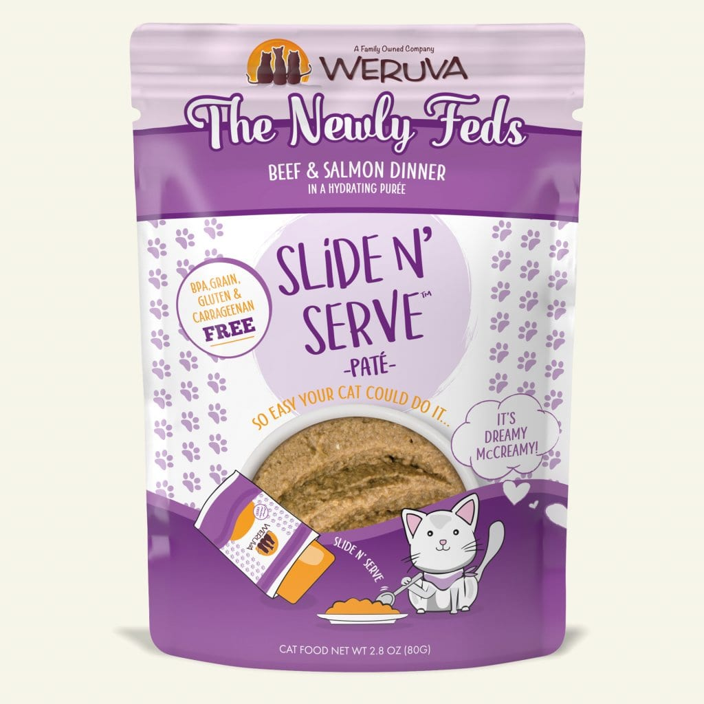 Weruva SNS The Newly Feds for Cats 2.8oz Pch