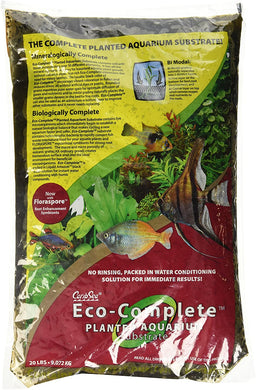 Eco-Complete Planted Gravel - Black - 20lbs