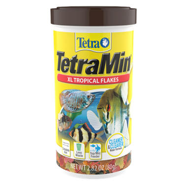 TetraMin Large Flake - 5.65 oz