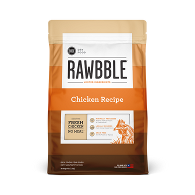 24lb Rawbble Chicken for Dogs