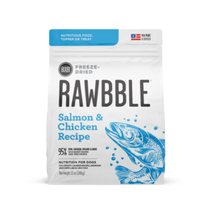 Rawbble FD Salmon & Chicken for Dogs
