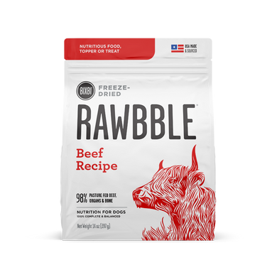 Rawbble FD Beef for Dogs