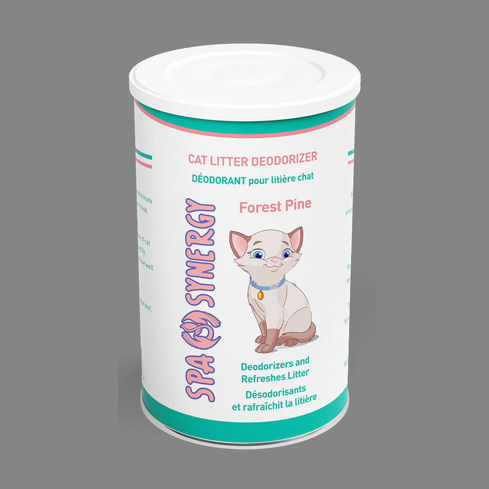 Spa Synergy Cat Litter Deodorizer 450g