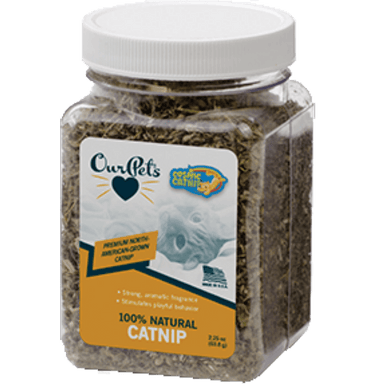 COSMIC CAT Catnip Jar 2.25oz.