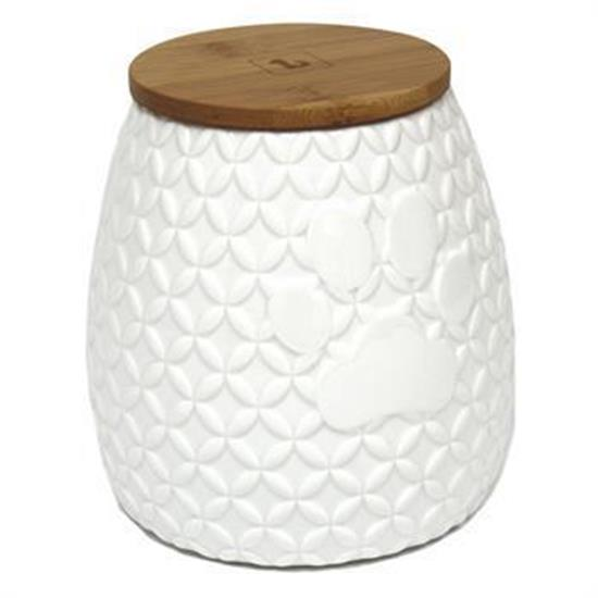 Be One Breed Porcelain Cookie Jar Round