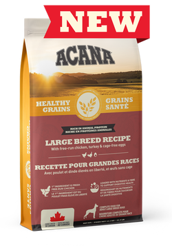 Acana  Healthy Grains Large Breed Recipe