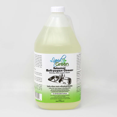 Liquid Green Botanical Multi-purpose Cleaner 4L