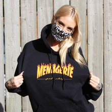 Load image into Gallery viewer, MeThrasherie Hoodie Black