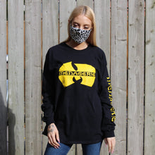 Load image into Gallery viewer, Mu-Tang Long Sleeve Black