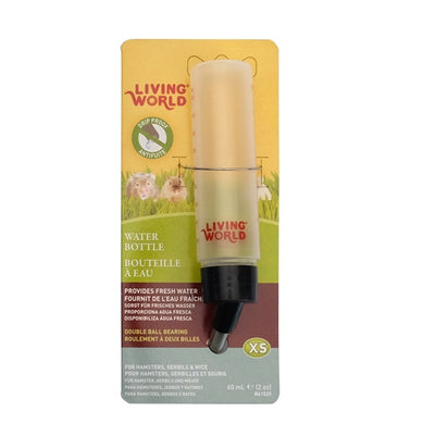 Living World Leakproof Water Bottle - X-Small, 60mL