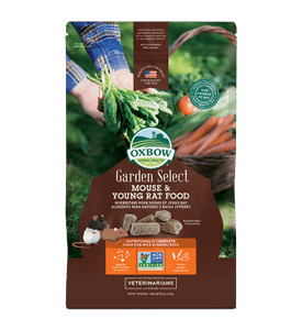 Oxbow Garden Select Mouse & Young Rat - 2lb