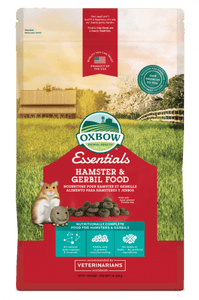 Oxbow Healthy Handfuls/ Essential Hamster & Gerbil 1lb