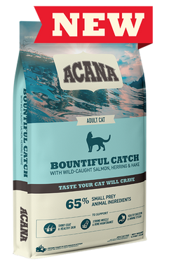 Acana Bountiful Catch for Cats