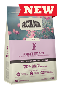 Acana First Feast for Kittens
