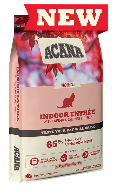 Acana Indoor Entree for Cats