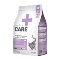 Nutrience Care Weight Management for Cats