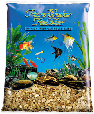Pure Water Pebbles Nutty Pebbles Gravel 25lbs