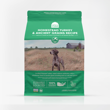 Load image into Gallery viewer, Open Farm Ancient Grains Homestead Turkey for Dogs 22lb