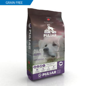 11.4kg Horizon Pulsar Pork for Dogs