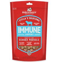 Stella & Chewy's Stella's Solutions Immune Support Grass-Fed Lamb 13oz