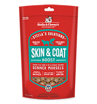 Stella & Chewy's Stella's Solutions Skin & Coat Boost Grass-Fed Lamb & Wild-Caught Salmon 13oz