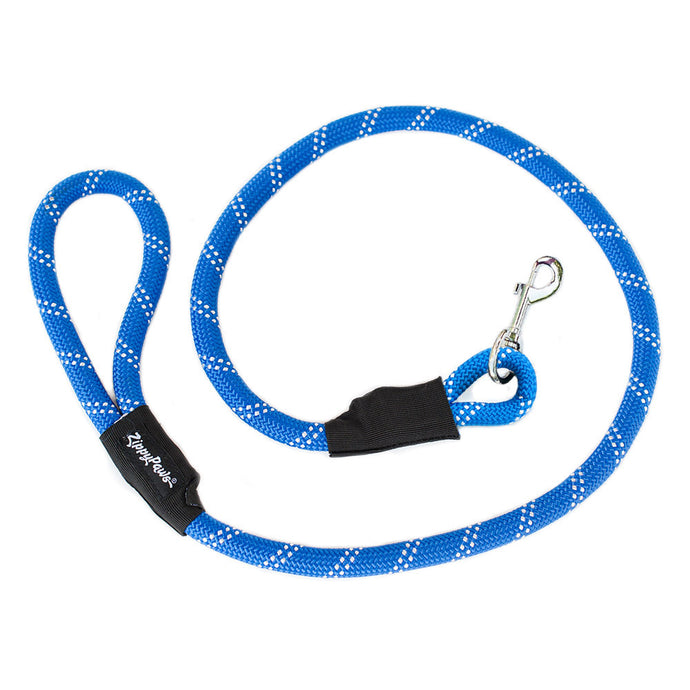ZippyPaws Climber Original Leash - 4ft Blue