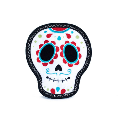 ZippyPaws Z-Stitch Santiago the Sugar Skull