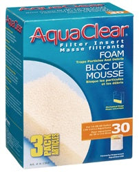 Aquaclear 30 Foam 3 pack