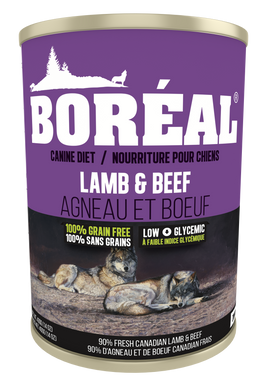 Boréal Lamb & Beef for Dogs 690g