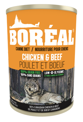 Boreal Chicken & Beef for Dogs 690g