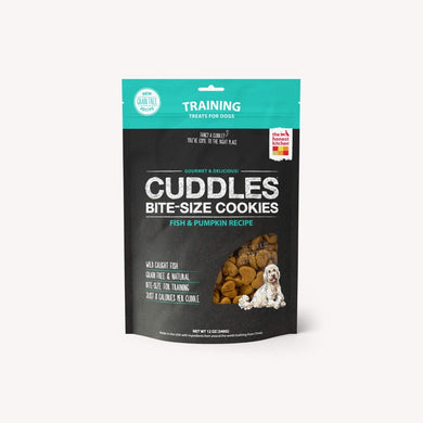12oz The Honest Kitchen Fish & Pumpkin Cuddles - Canine