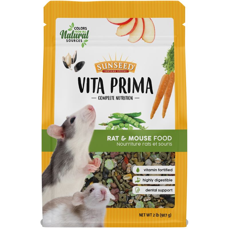 Sunseed Vita Prima - Rat Mouse and Gerbil