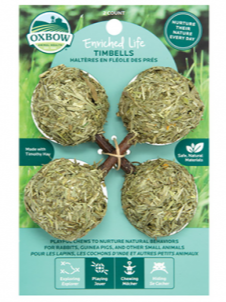 Oxbow Animal Health Enriched Life Timbells