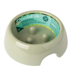 Oxbow Animal Health Enriched Life Forage Bowl Small