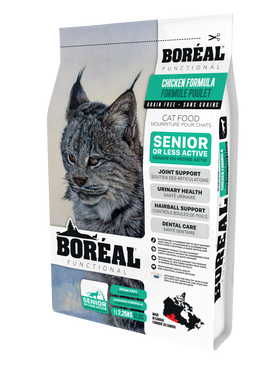 Boreal Functional Senior Cat Chicken 5.5kg
