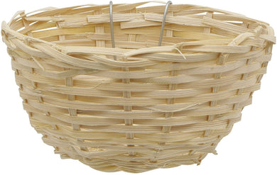 Living World Bamboo Bird Nest for Canaries
