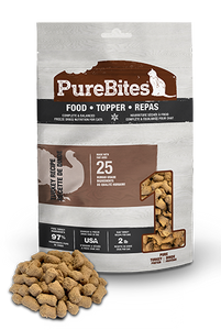 80g Purebites Turkey Cat Food Topper