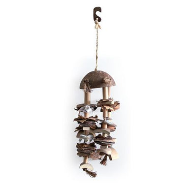 Living World Nature's Treasure Coco Shell Chime