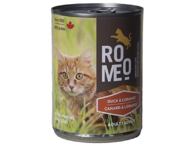 Romeo Duck a L'Orange for Cats 13oz