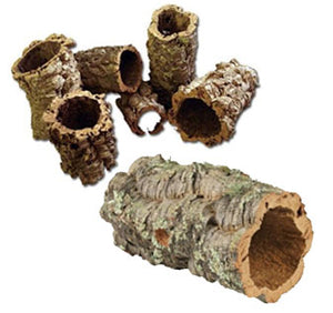 JRP Cork Bark Tube Large 10-12""