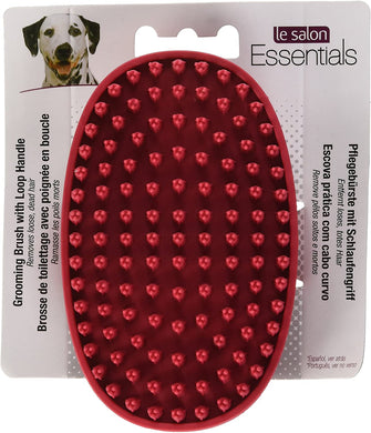 Le Salon Essentials Dog Rubber Grooming Brush