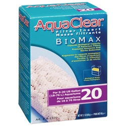 Aquaclear 20/Mini Biomax insert 60gr