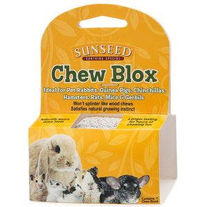 Sunseed Chew Chinchilla Blox