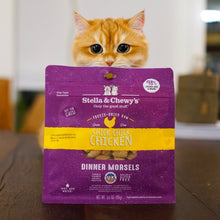 Load image into Gallery viewer, Stella & Chewy Chicken Dinner Morsels - Feline 3.5oz