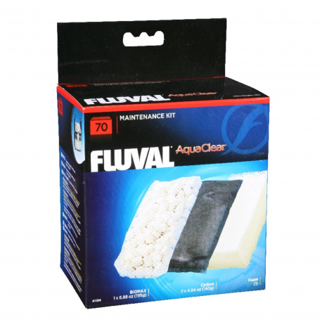 Fluval/Aquaclear 70 Media Maintenance Kit