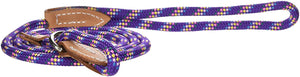 Hamilton 3/8-inch x 72' London Quick Lead, Confetti & Purple